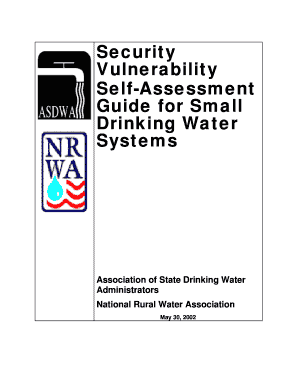 epa Security Vulnerability Self-Assessment Guide for Small