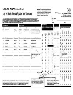 Fillable Online lwd dol state nj Attention: This form