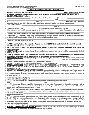 2011 2018 Form WI WB 11 Fill Online Printable Fillable