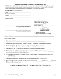 legal complaint template Forms - Fillable & Printable ...