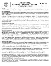 Bill Of Sale Form South Carolina Form W-4 2014 Templates ...