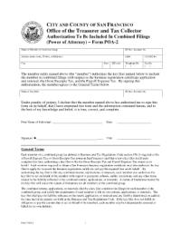 Bill Of Sale Form Kansas Tax Power Of Attorney Form ...