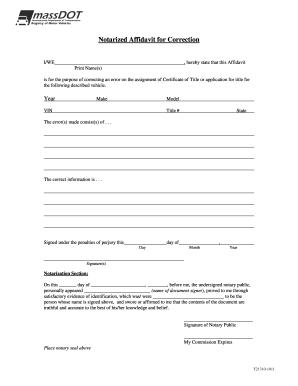 Submit Printable 10 Sample General Affidavit Forms Forms