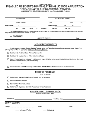 state disability application to Download in Word & PDF ...