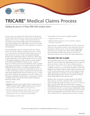 29 Printable Humana Medical Claim Form Templates