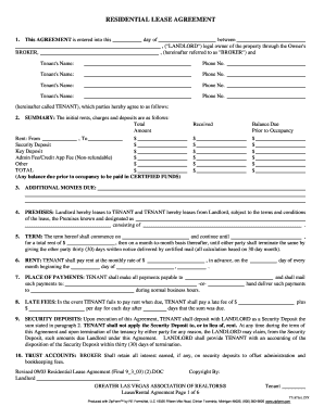 Contact details of both parties; 59 Printable Room Rental Agreement Forms And Templates Fillable Samples In Pdf Word To Download Pdffiller
