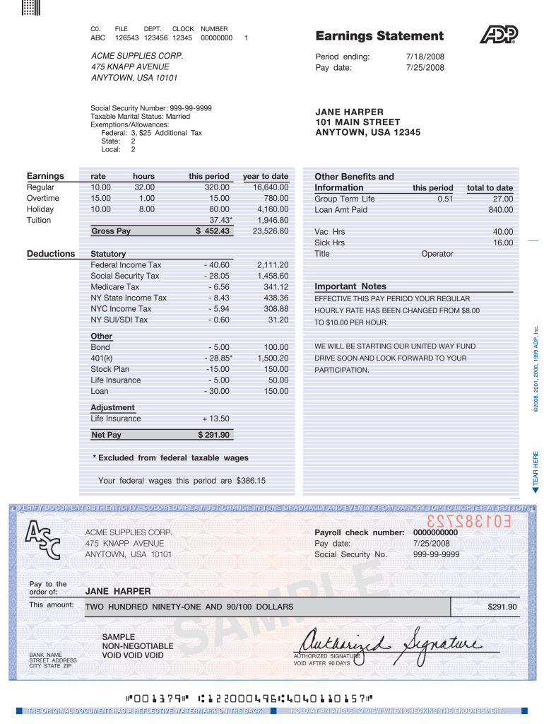 medium resolution of get the how to creat a earning statement form