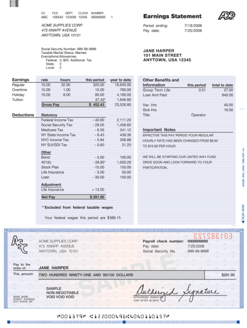 small resolution of get the how to creat a earning statement form