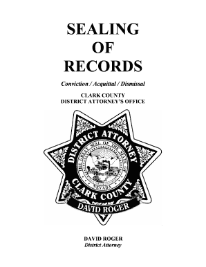 Get clark county recorder office forms PDF Forms and