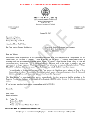 18 Printable past due invoice letter Forms and Templates