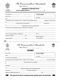 Bill Of Sale Form Commonwealth Of Massachusetts Executive ...