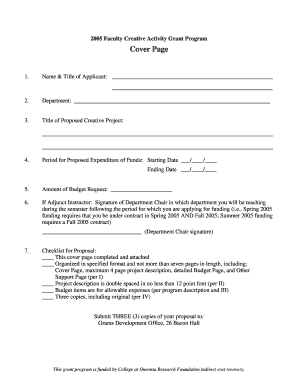 Printable Creative cover letters - Fill Out & Download Online Blanks ...