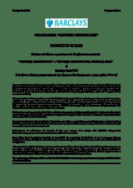 Fillable Online PROGRAMMA
