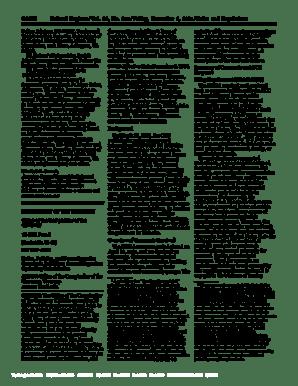 Fillable Online Federal Register/Vol. 69, No. 214/Friday