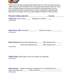 Wellness Plan Template Pdf - Fill Online [ 1024 x 770 Pixel ]