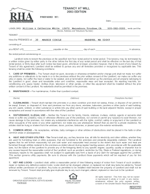 standard lease agreement florida Forms and Templates - Fillable ...
