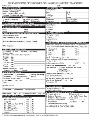 2015 Form FL AHCA 5000-3008 Fill Online, Printable