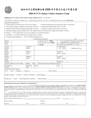 Fillable Online Camper Application form Eng.pd.PDF Fax