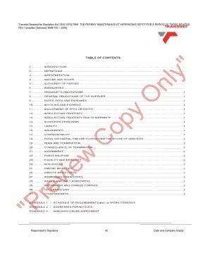 Fillable Online Transnet Request for Quotation No.CRAC-EFQ