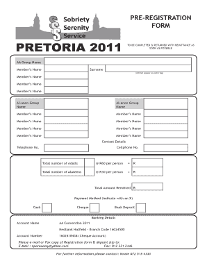 17 Printable employee personal details form template south