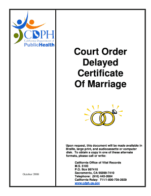 17 Printable marriage certificate nj Forms and Templates