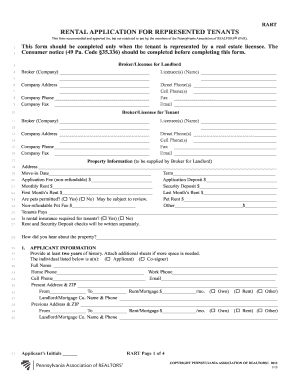 standard lease agreement pa Forms and Templates - Fillable ...