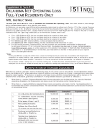 Oklahoma Tax Commission - Archives: Past Years Income Tax ...