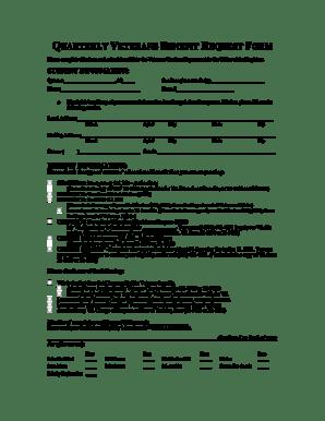 Fillable Online registrar sa ucsb Quarterly veterans