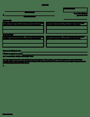 Fillable Online ontariocourtforms on Form 14A Affidavit