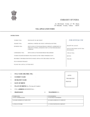 invitation letter for tourist visa Forms and Templates