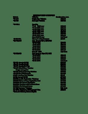 Fillable Online FINESANCTION SCHEDULE Statute FineSanction