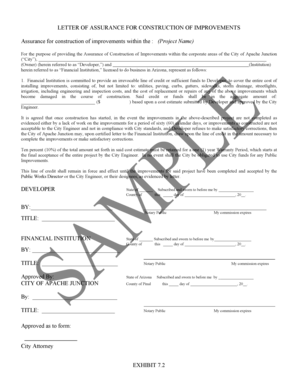 17 Printable construction proposal letter Forms and