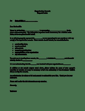 20 Printable sample membership letter organization Forms