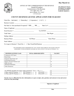 Fillable Online Post Office Box 107 Fax Email Print
