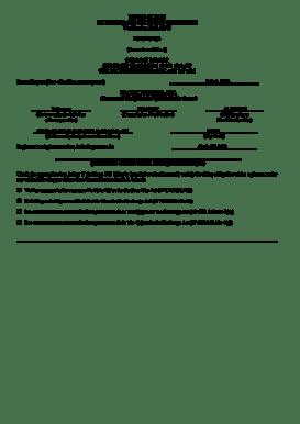 Fillable Online Pre-commencement communications pursuant