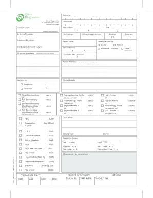 quest diagnostics lab order form Dolapmagnetbandco