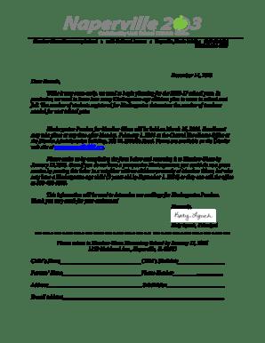 Fillable Online naperville203 NAPERVILLE COMMUNITY UNIT