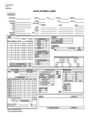 Fillable Online Copy of Copy of Approved Universal Load