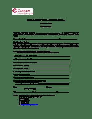 26 Printable application letter for volunteer work in