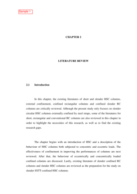 Fillable Online utmspace utm CHAPTER 2 LITERATURE REVIEW