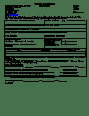 Fillable Online Download Supplier Application Form