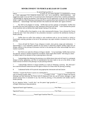 12 Printable general release of all claims form Templates