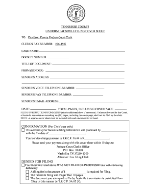 faxfilingcircuitcoversheetdoc Fill Online Printable Fillable Blank  cheapfaxcoversheetscom