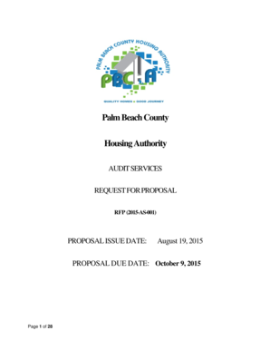 Fillable Online Palm Beach County Housing Authority Fax