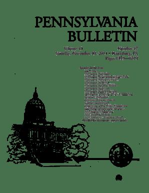 Fillable Online Volume 41 Number 47 Saturday, November 19