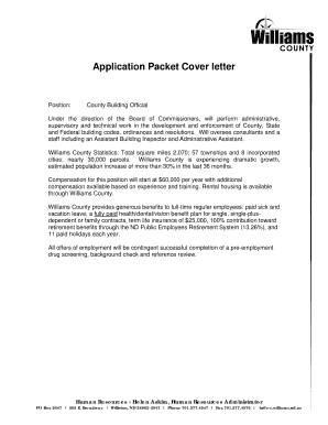 cover letter for administrative position  Fill Out Online Download Printable Templates in Word