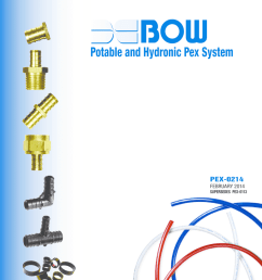 get the potable and hydronic pex system bbowb plumbing bgroupb fillable [ 770 x 1024 Pixel ]