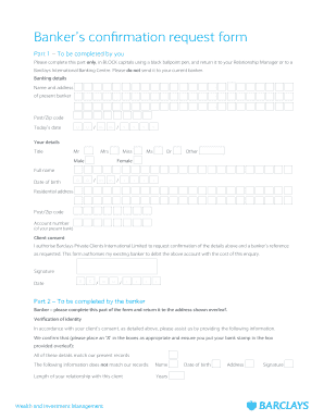 Bank Verification Letter Format Pdf Fill Online Printable Fillable Blank Pdffiller