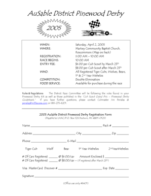 Fillable Online Markey Community Baptist Church, Fax Email