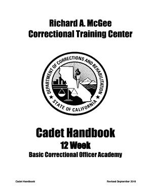 Fillable Online cdcr ca California Department of